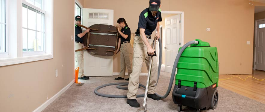 Monrovia, CA residential restoration cleaning
